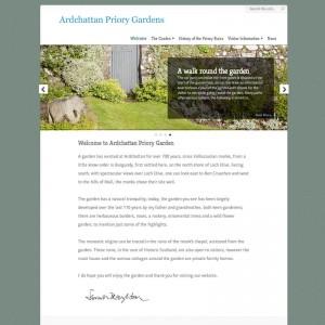Ardchattan Priory Gardens